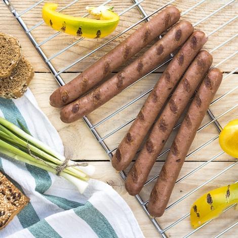 Колбаски утиные для гриля