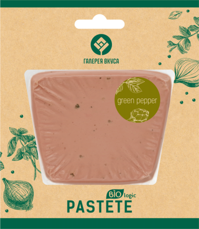 Pastete Green Pepper